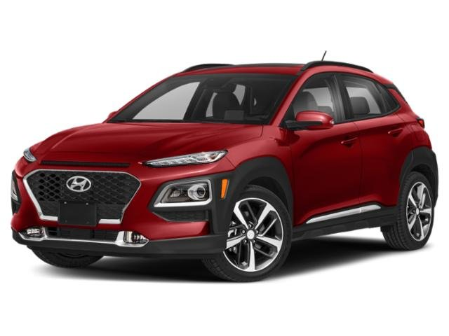 2021 Hyundai Kona Ultimate Ultimate DCT AWD Intercooled Turbo Regular Unleaded I-4 1.6 L/97 [1]