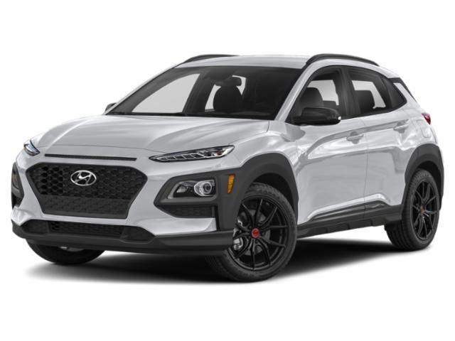 2021 Hyundai Kona NIGHT NIGHT DCT FWD Intercooled Turbo Regular Unleaded I-4 1.6 L/97 [32]