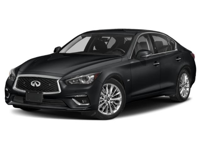2021 INFINITI Q50 3.0t LUXE 3.0t LUXE AWD Twin Turbo Premium Unleaded V-6 3.0 L/183 [1]