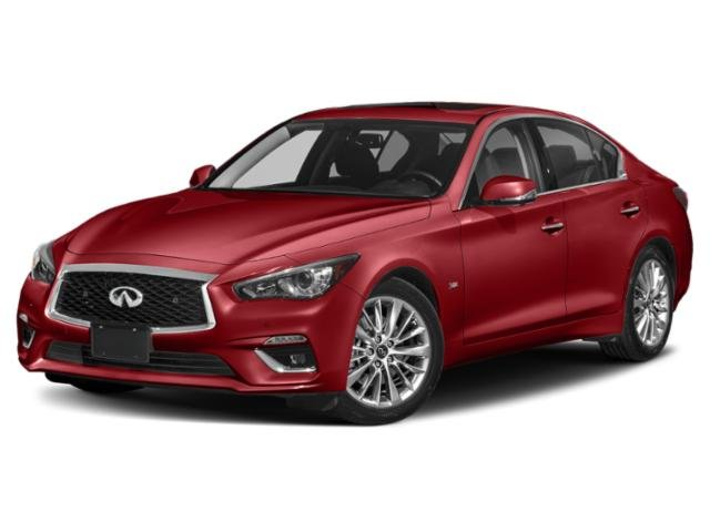 2021 INFINITI Q50 3.0t LUXE 3.0t LUXE AWD Twin Turbo Premium Unleaded V-6 3.0 L/183 [8]