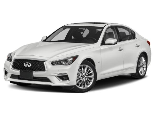 2021 INFINITI Q50 3.0t PURE 3.0t PURE AWD Twin Turbo Premium Unleaded V-6 3.0 L/183 [5]