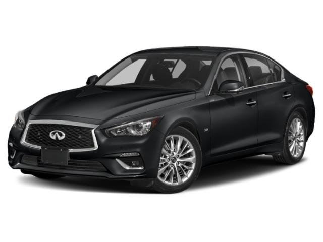 2021 INFINITI Q50 3.0t LUXE 3.0t LUXE AWD Twin Turbo Premium Unleaded V-6 3.0 L/183 [9]