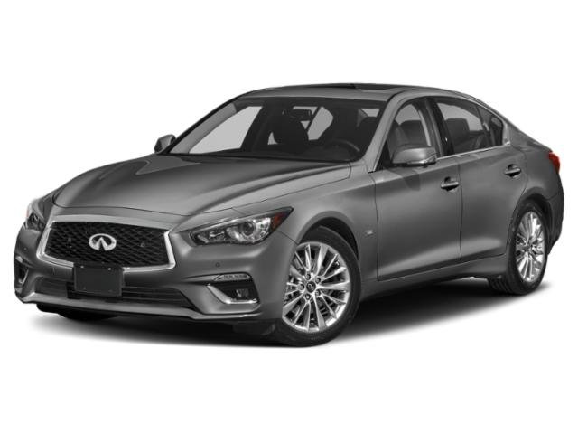 2021 INFINITI Q50 3.0t PURE 3.0t PURE AWD Twin Turbo Premium Unleaded V-6 3.0 L/183 [8]