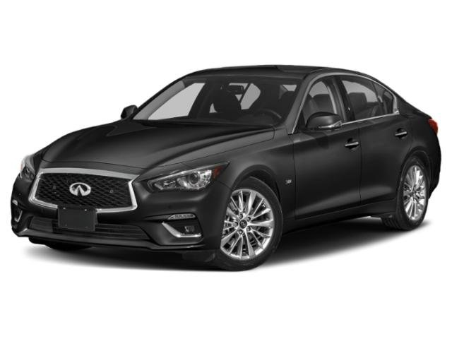2021 INFINITI Q50 3.0t LUXE 3.0t LUXE RWD Twin Turbo Premium Unleaded V-6 3.0 L/183 [18]