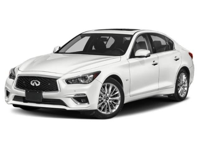 2021 INFINITI Q50 3.0t LUXE 3.0t LUXE RWD Twin Turbo Premium Unleaded V-6 3.0 L/183 [5]