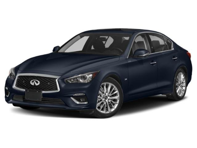 2021 INFINITI Q50 3.0t LUXE 3.0t LUXE AWD Twin Turbo Premium Unleaded V-6 3.0 L/183 [11]