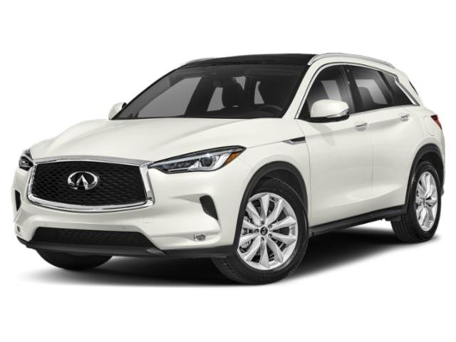 2021 INFINITI QX50 PURE PURE AWD Intercooled Turbo Premium Unleaded I-4 2.0 L/121 [15]