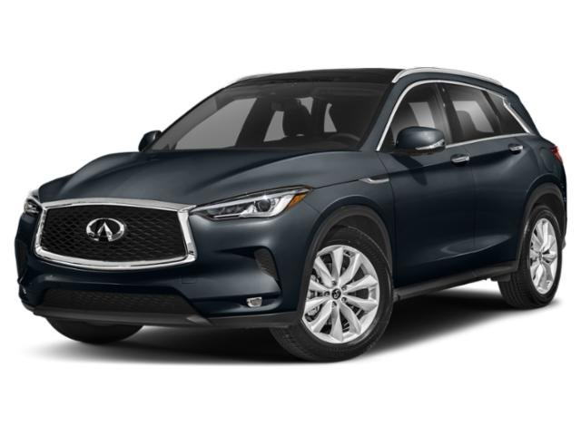 2021 INFINITI QX50 PURE PURE AWD Intercooled Turbo Premium Unleaded I-4 2.0 L/121 [10]