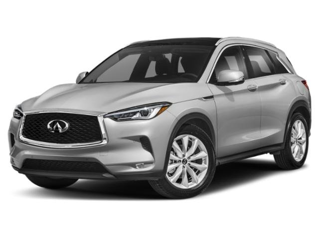 2021 INFINITI QX50 PURE PURE AWD Intercooled Turbo Premium Unleaded I-4 2.0 L/121 [9]