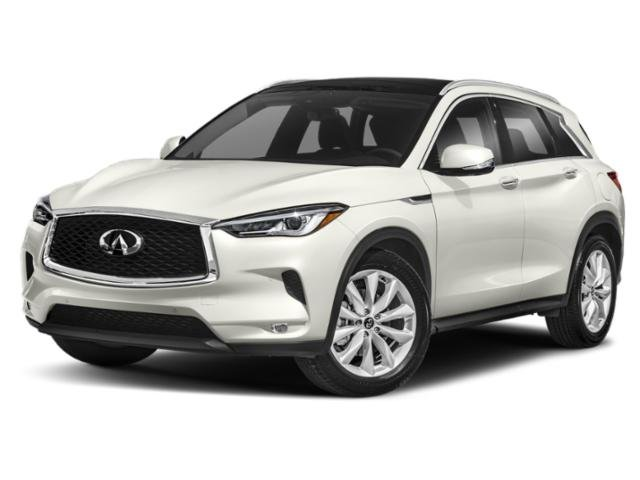 2021 INFINITI QX50 PURE PURE AWD Intercooled Turbo Premium Unleaded I-4 2.0 L/121 [8]