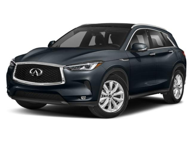 2021 INFINITI QX50 LUXE LUXE AWD Intercooled Turbo Premium Unleaded I-4 2.0 L/121 [7]