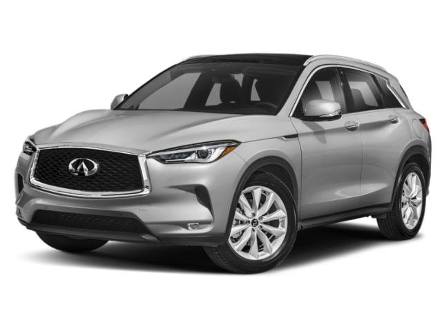 2021 INFINITI QX50 PURE PURE AWD Intercooled Turbo Premium Unleaded I-4 2.0 L/121 [1]