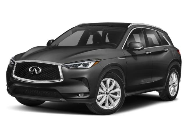 2021 INFINITI QX50 PURE PURE AWD Intercooled Turbo Premium Unleaded I-4 2.0 L/121 [5]