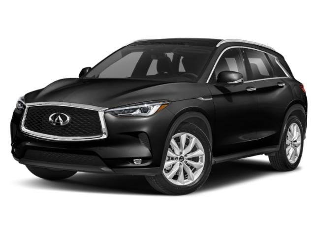 2021 INFINITI QX50 PURE PURE AWD Intercooled Turbo Premium Unleaded I-4 2.0 L/121 [13]