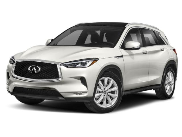 2021 INFINITI QX50 LUXE LUXE AWD Intercooled Turbo Premium Unleaded I-4 2.0 L/121 [15]
