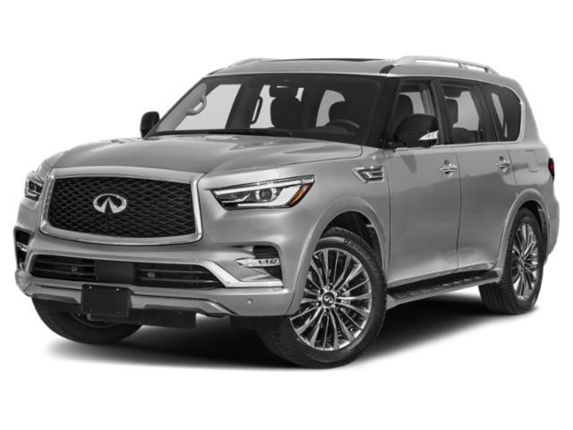 2021 INFINITI QX80 LUXE LUXE AWD Premium Unleaded V-8 5.6 L/339 [2]
