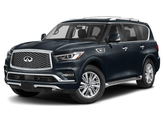 2021 INFINITI QX80 PREMIUM SELECT PREMIUM SELECT AWD Premium Unleaded V-8 5.6 L/339 [8]