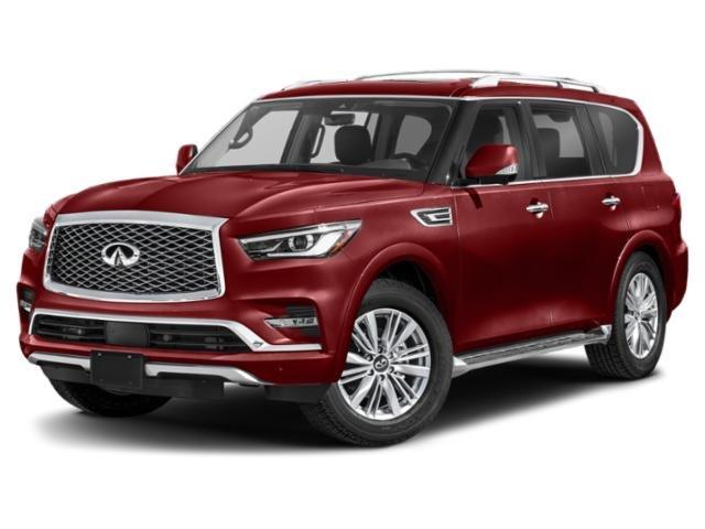 2021 INFINITI QX80 SENSORY SENSORY AWD Premium Unleaded V-8 5.6 L/339 [7]