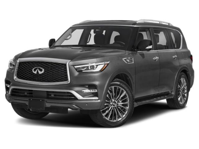 2021 INFINITI QX80 LUXE LUXE AWD Premium Unleaded V-8 5.6 L/339 [3]
