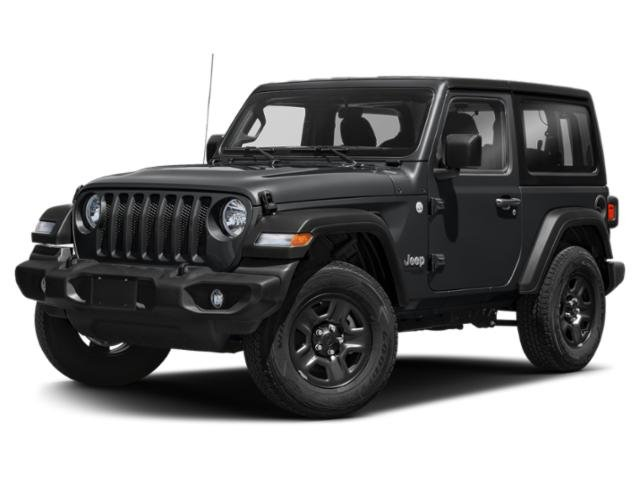 2021 Jeep Wrangler Willys Willys 4x4 Gas/Electric V-6 3.6 L/220 [4]