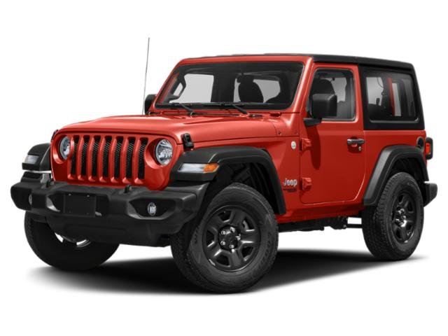 2021 Jeep Wrangler Willys Willys 4x4 Gas/Electric V-6 3.6 L/220 [1]