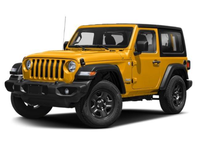 2021 Jeep Wrangler Sport S Sport S 4x4 Intercooled Turbo Premium Unleaded I-4 2.0 L/122 [0]