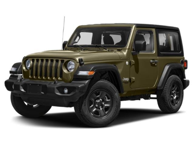 2021 Jeep Wrangler Sport S Sport S 4x4 Gas/Electric V-6 3.6 L/220 [0]