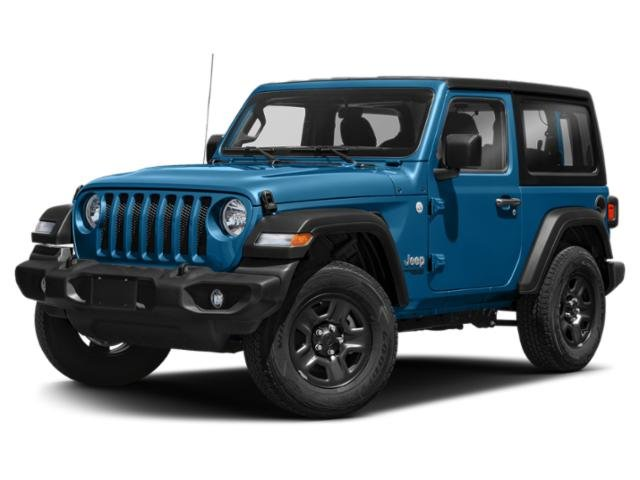 2021 Jeep Wrangler Willys Willys 4x4 Gas/Electric V-6 3.6 L/220 [3]