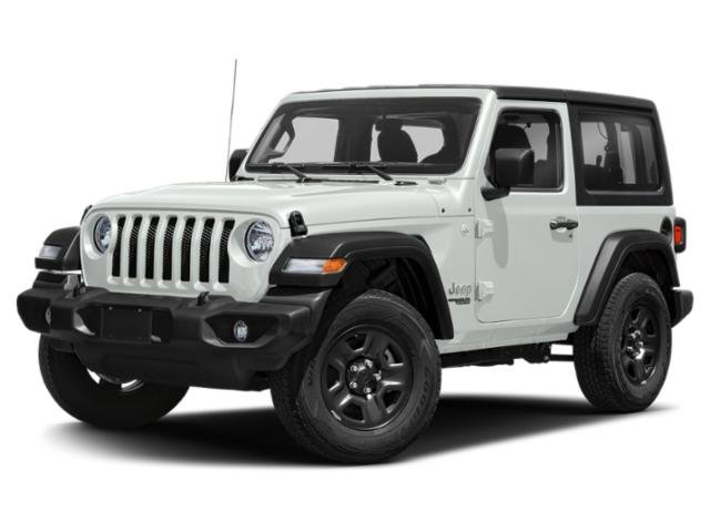 2021 Jeep Wrangler Rubicon Rubicon 4x4 Gas/Electric V-6 3.6 L/220 [4]