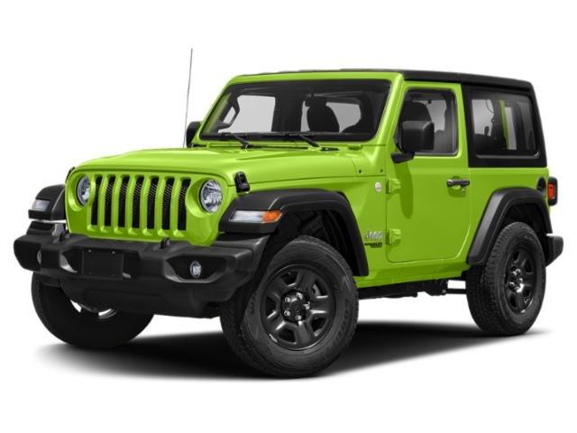 2021 Jeep Wrangler Sport S Sport S 4x4 Intercooled Turbo Premium Unleaded I-4 2.0 L/122 [5]