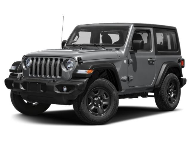 2021 Jeep Wrangler Willys Sport Willys Sport 4x4 Gas/Electric V-6 3.6 L/220 [0]