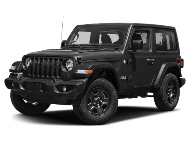 2021 Jeep Wrangler Sport S Sport S 4x4 Intercooled Turbo Premium Unleaded I-4 2.0 L/122 [1]