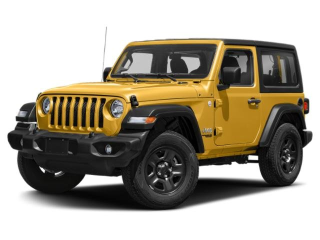 2021 Jeep Wrangler Sport Sport 4x4 Intercooled Turbo Premium Unleaded I-4 2.0 L/122 [0]