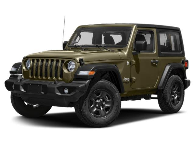 2021 Jeep Wrangler Sport S Sport S 4x4 Intercooled Turbo Premium Unleaded I-4 2.0 L/122 [2]