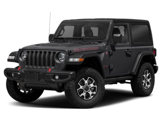 2021 Jeep Wrangler Rubicon Rubicon 4x4 Regular Unleaded V-6 3.6 L/220 [14]