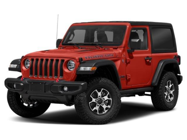 2021 Jeep Wrangler Rubicon Rubicon 4x4 Gas/Electric V-6 3.6 L/220 [14]