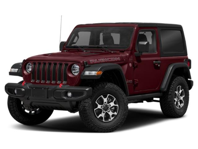 2021 Jeep Wrangler Rubicon Rubicon 4x4 Regular Unleaded V-6 3.6 L/220 [13]