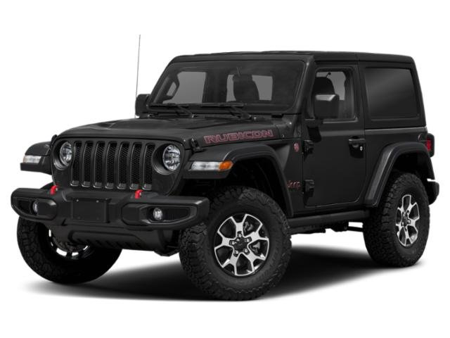 2021 Jeep Wrangler Rubicon Rubicon 4x4 Regular Unleaded V-6 3.6 L/220 [12]
