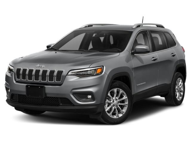2021 Jeep Cherokee Latitude Plus Latitude Plus FWD Regular Unleaded I-4 2.4 L/144 [16]