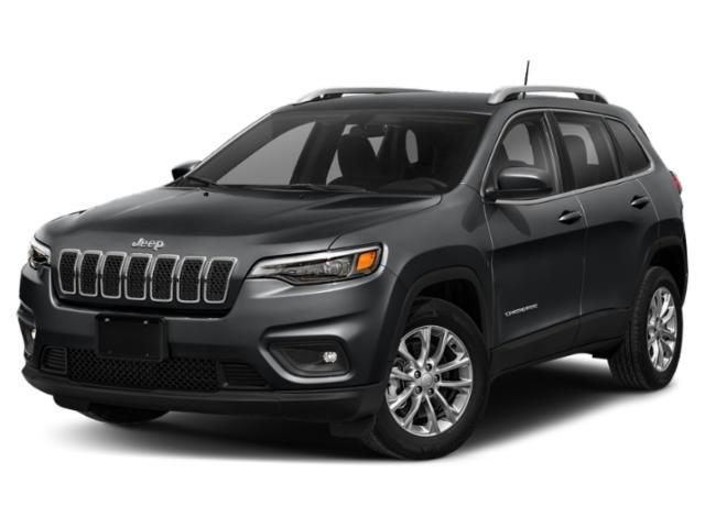 2021 Jeep Cherokee Latitude Lux Latitude Lux FWD Regular Unleaded V-6 3.2 L/198 [12]