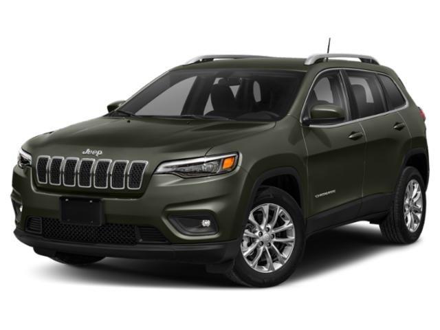 2021 Jeep Cherokee Latitude Lux Latitude Lux FWD Regular Unleaded V-6 3.2 L/198 [17]