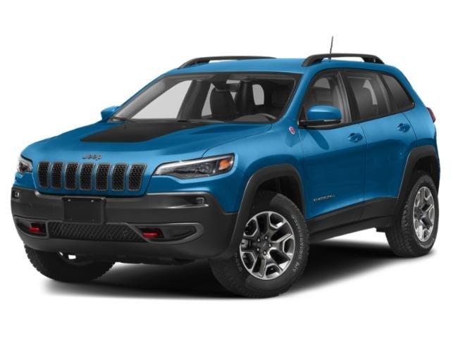2021 Jeep Cherokee Altitude Altitude 4x4 Regular Unleaded I-4 2.4 L/144 [10]