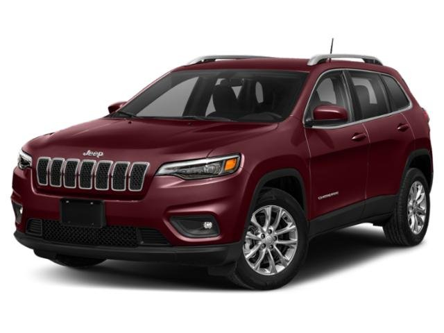 2021 Jeep Cherokee Latitude Latitude FWD Regular Unleaded I-4 2.4 L/144 [6]