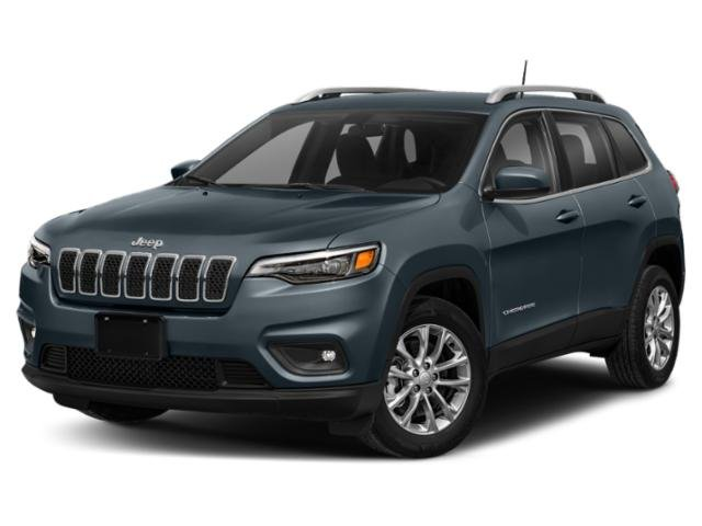2021 Jeep Cherokee Latitude Latitude FWD Regular Unleaded I-4 2.4 L/144 [3]
