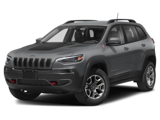 2021 Jeep Cherokee Trailhawk Trailhawk 4x4 Regular Unleaded V-6 3.2 L/198 [18]