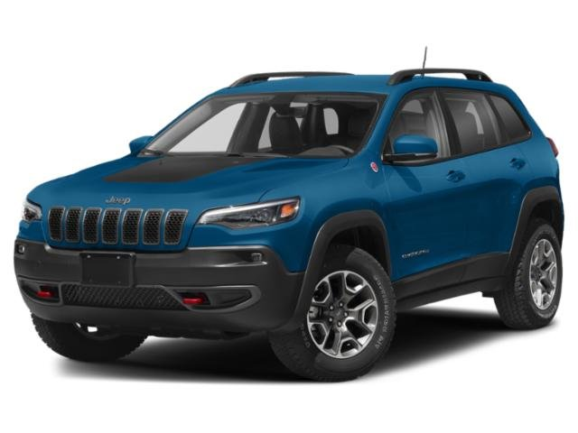 2021 Jeep Cherokee Trailhawk Trailhawk 4x4 Regular Unleaded V-6 3.2 L/198 [4]