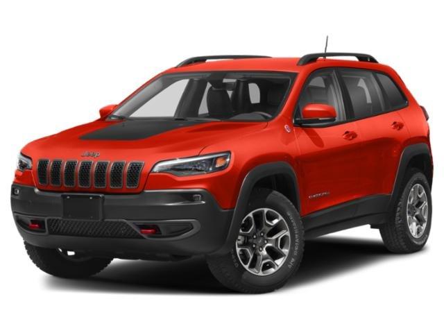 2021 Jeep Cherokee Trailhawk Trailhawk 4x4 Regular Unleaded V-6 3.2 L/198 [6]