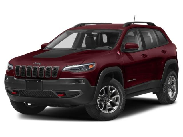 2021 Jeep Cherokee Trailhawk Trailhawk 4x4 Regular Unleaded V-6 3.2 L/198 [2]