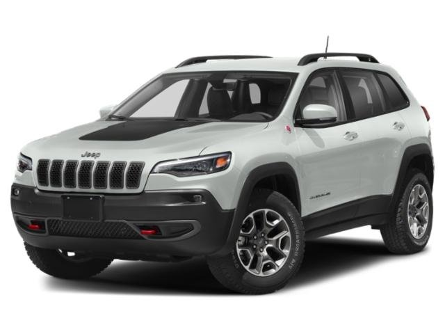 2021 Jeep Cherokee Trailhawk Trailhawk 4x4 Regular Unleaded V-6 3.2 L/198 [0]