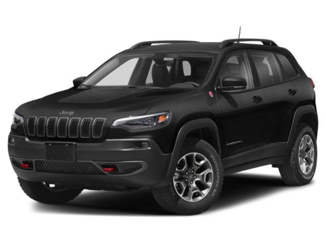 2021 Jeep Cherokee Trailhawk Trailhawk 4x4 Regular Unleaded V-6 3.2 L/198 [3]